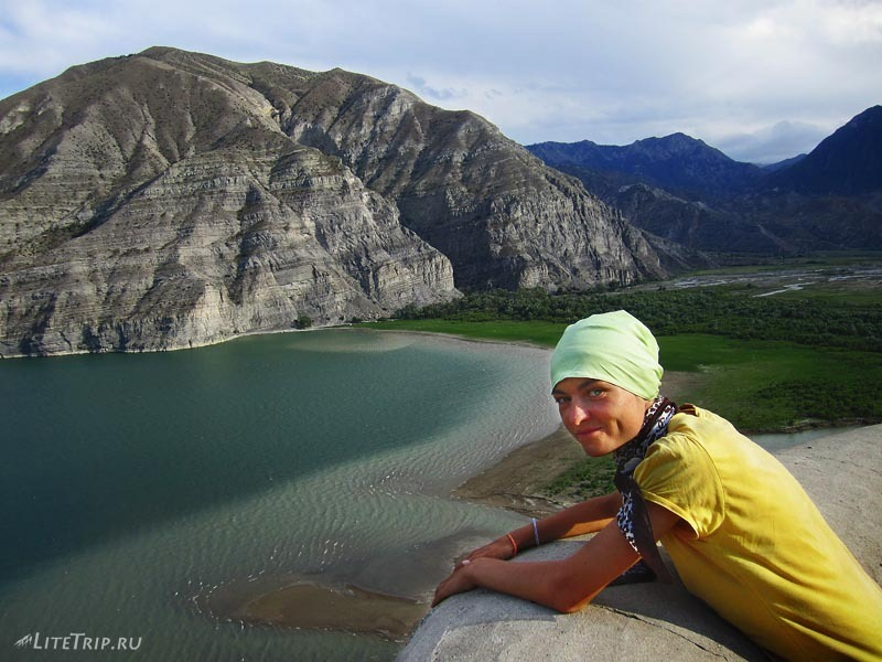 Турция. Озеро Тортум Гёлю.