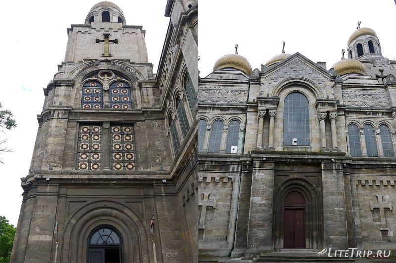 Болгария. Варна - монастырь Усыпения Богородицы.