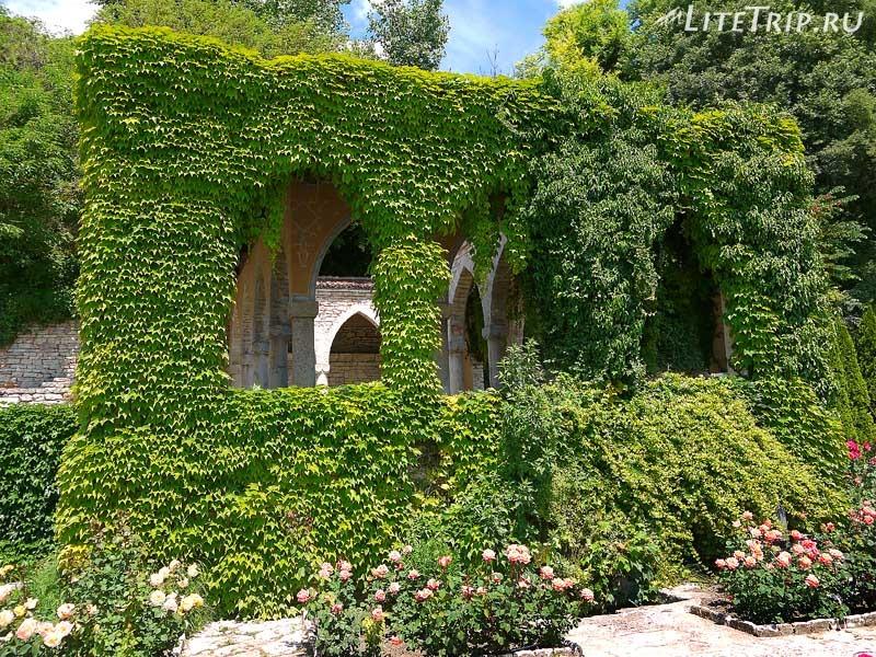 Болгария. Балчик - беседка Ботанического сада
