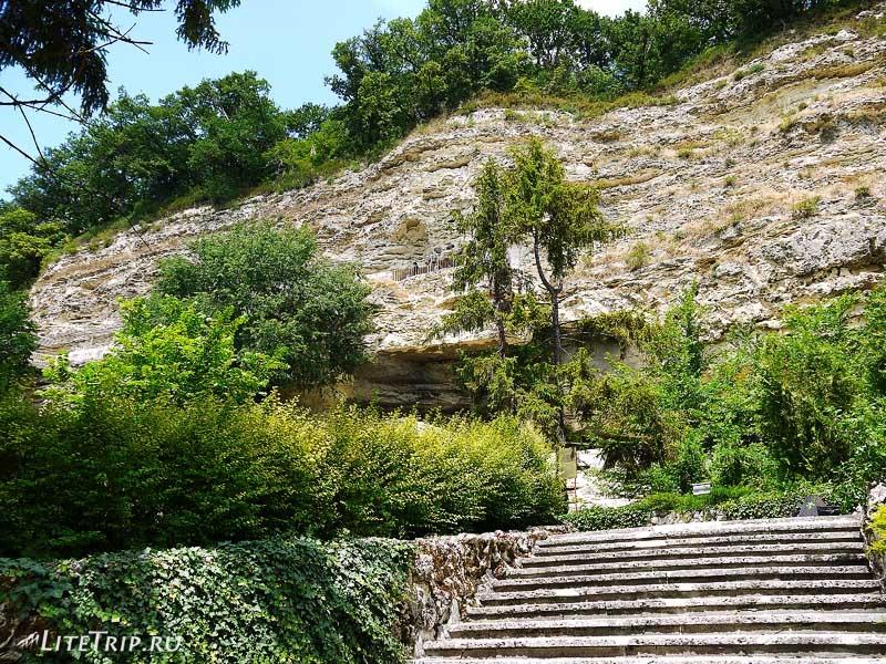 Болгария. Пещеры монастыря Аладжа.