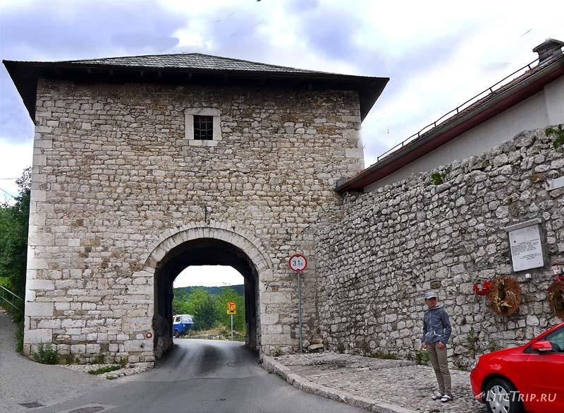 Босния и Герцеговина. Сараево - путь к Белой крепости