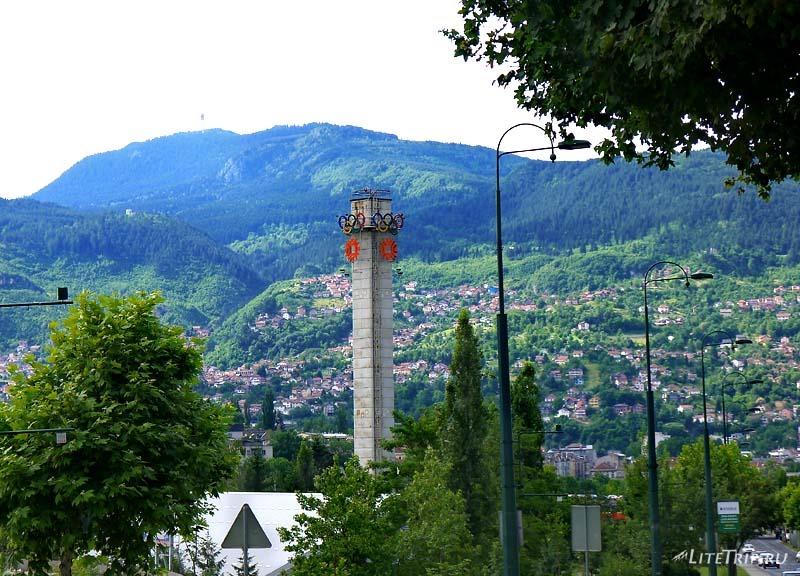 Босния и Герцеговина. Олимпийское прошлое Сараево.