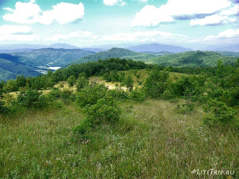 Босния и Герцеговина. Лесными тропами до пирамиды Солнца.