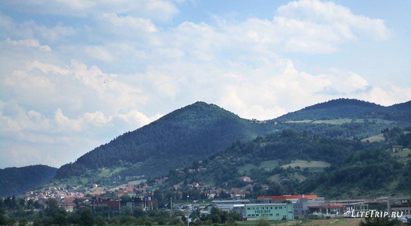 Босния и Герцеговина. Пирамида в Високо.