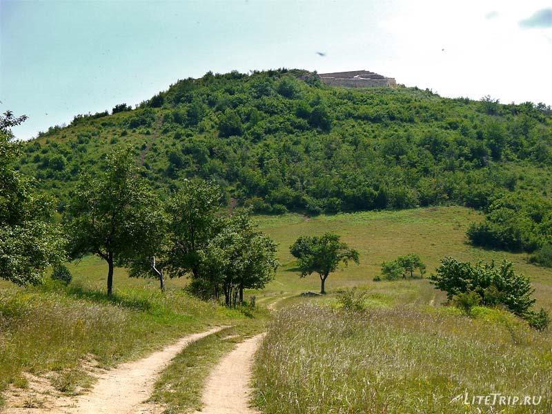 Босния и Герцеговина. Дорога к пирамиде Солнца.
