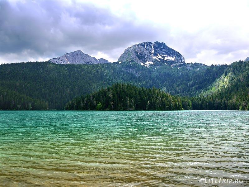 Черногория. Парк Дурмитор - Черное озеро.