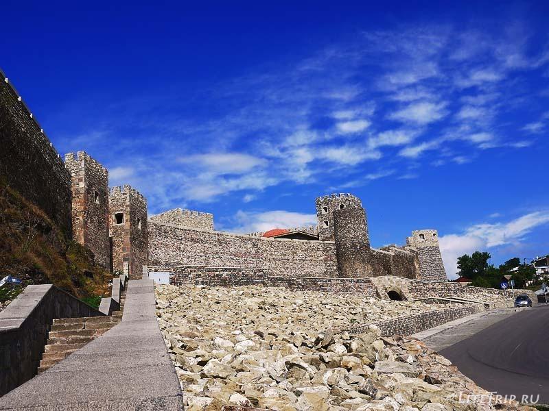 Грузия. Крепость Рабат в Ахалцихе.