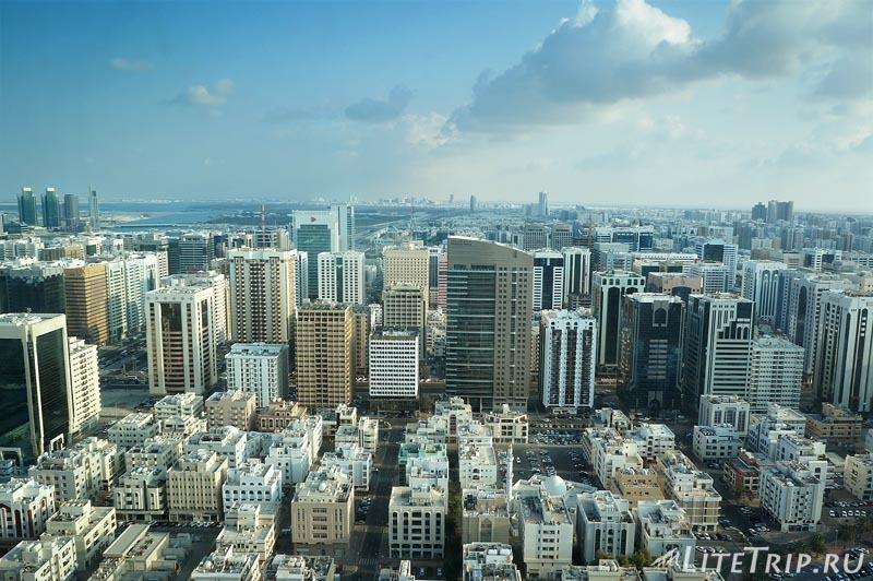 ОАЭ. Столица Абу Даби.