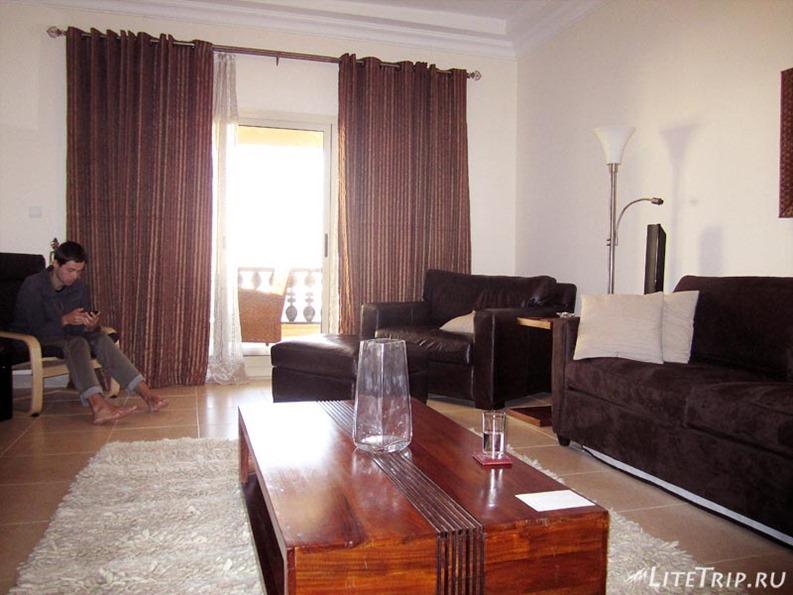 ОАЭ. Рас аль Хайма - апартаменты района Марина.