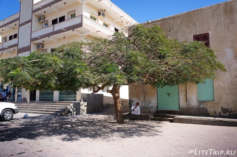 Оман. Садх - местная жизнь.