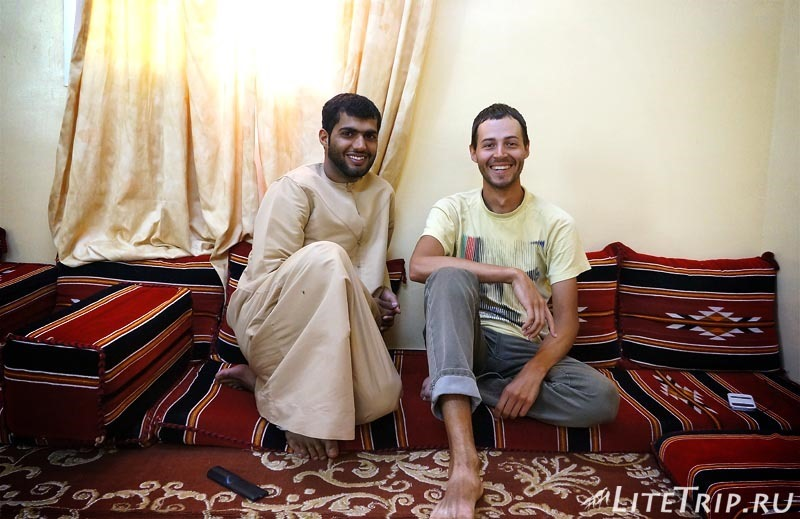 Оман. Аль Аин - в гостях.