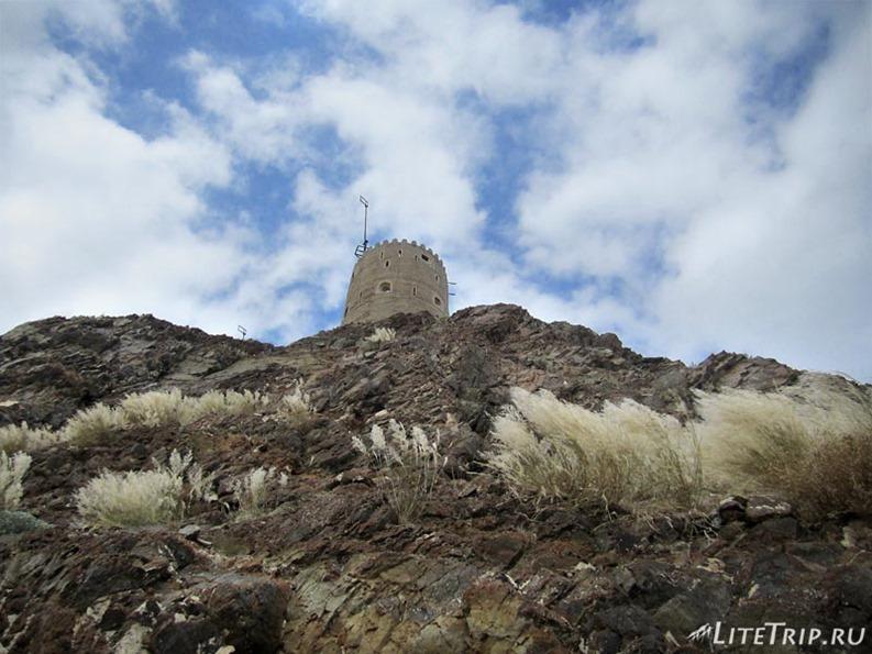 Оман. Старый Маскат - обход Матра форта.