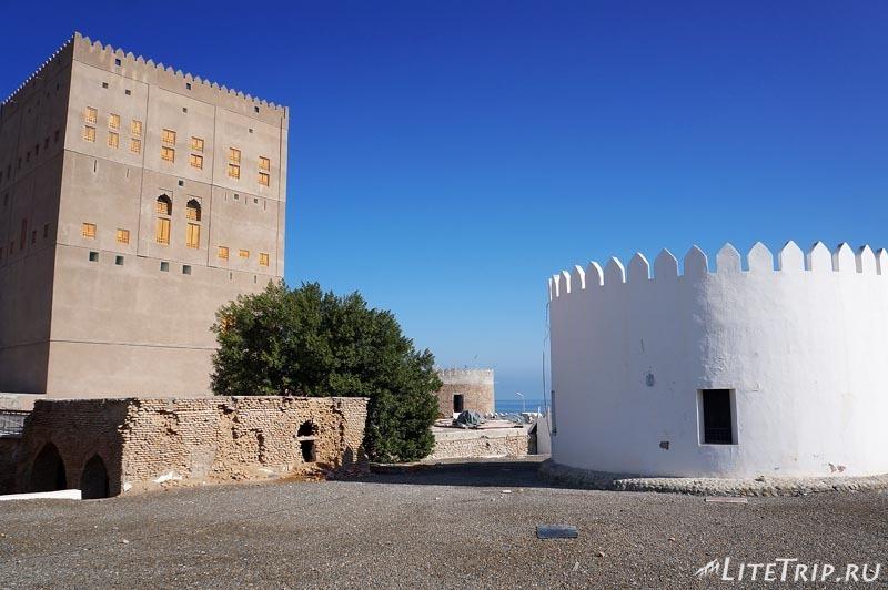 Оман. Форт Сохар.