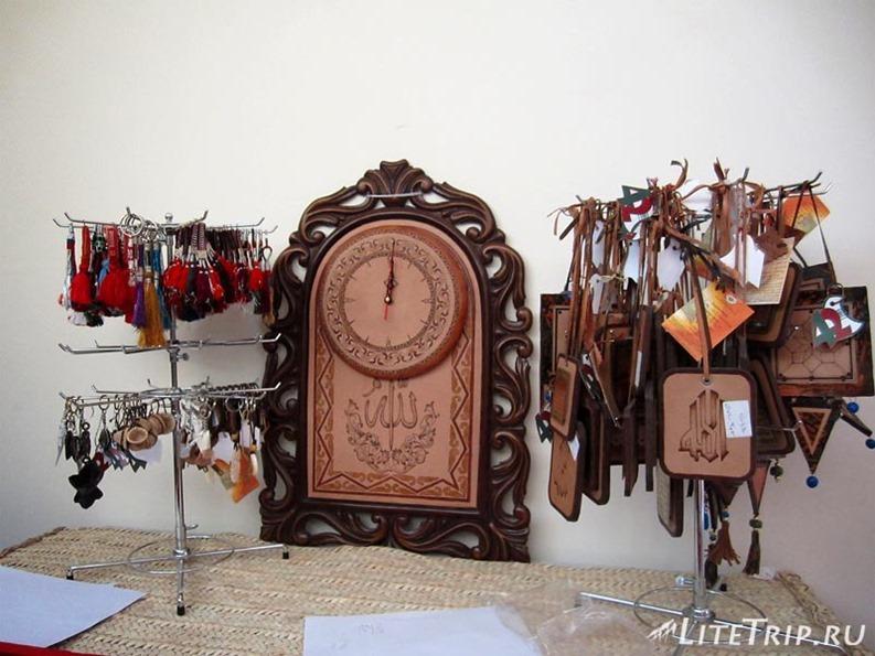 Оман. Музей в Рустаке - прочие сувениры.