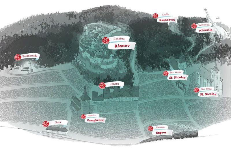 Карта Рышнова