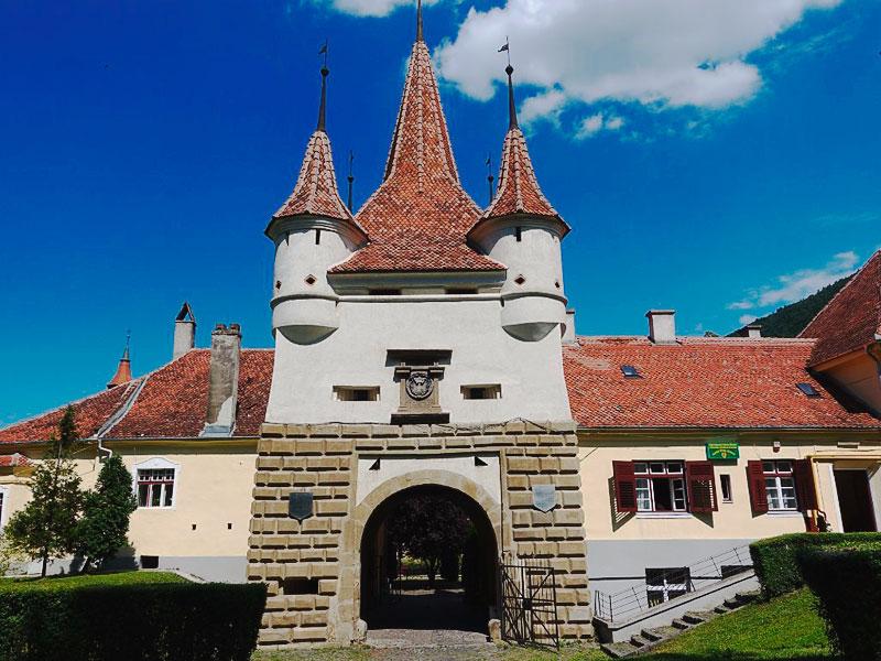Ворота Екатерины в Брашове