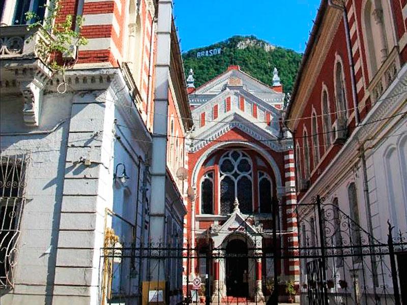 Синагога в Брашове