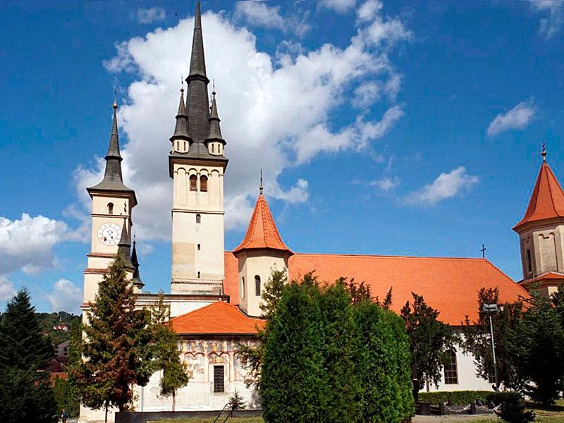 Церковь Святого Николая в Брашове
