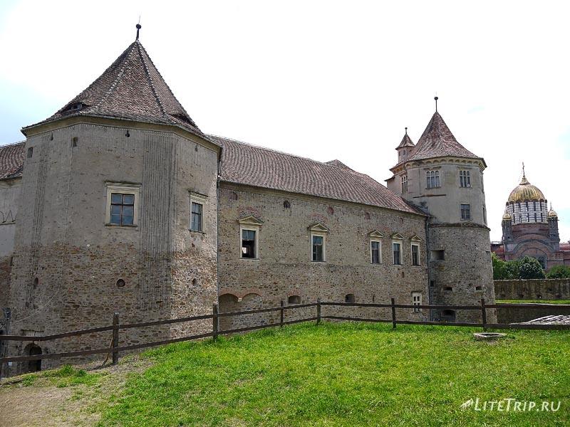 Румыния. Фэгэрашский замок