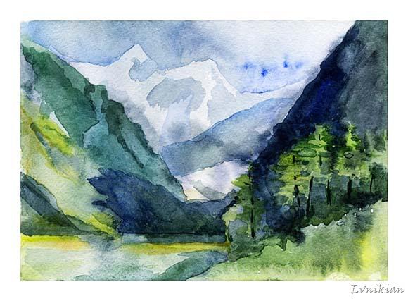 Рисунок Белухи