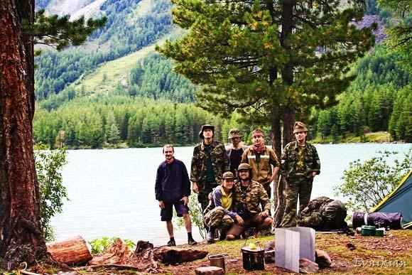 Алтайская команда
