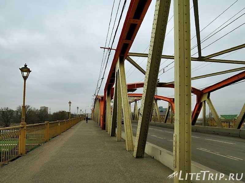 Калининград. Железнодорожная часть.