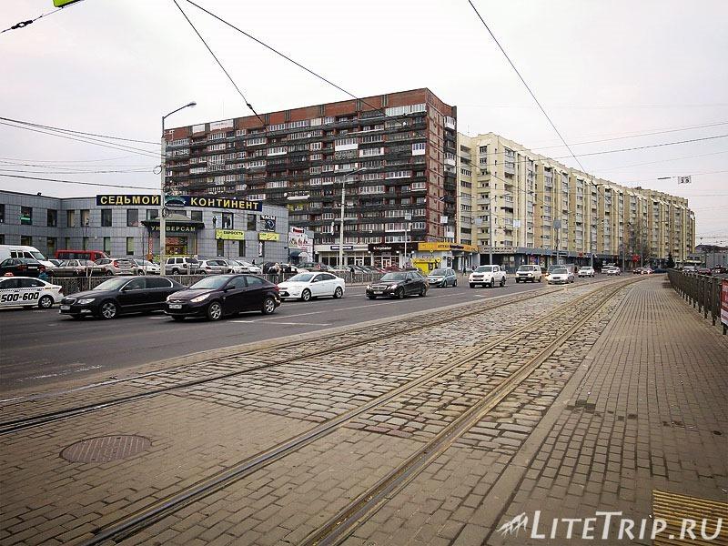 Калининград. По улицам города.