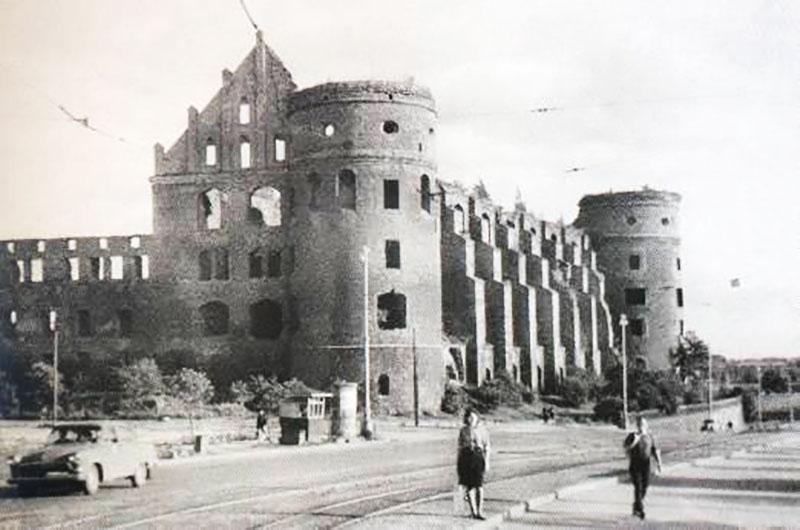 Калининград. Королевский замок.