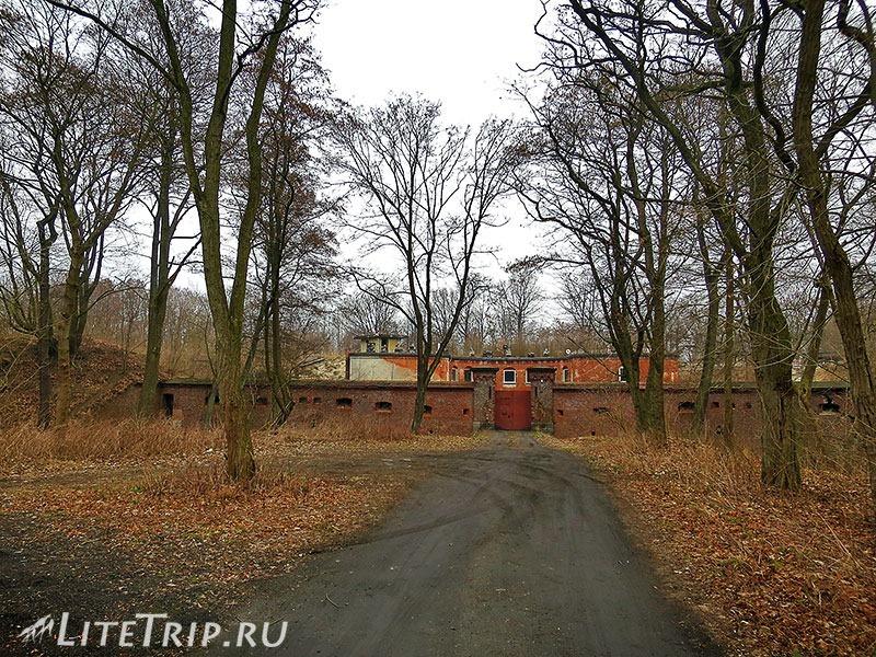Калининградская область. Балтийск. Восточный форт