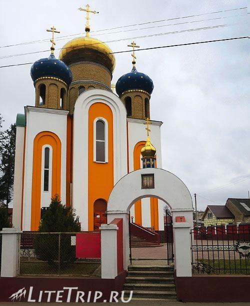 Калининградская область. Советск. Собор Трех Святителей