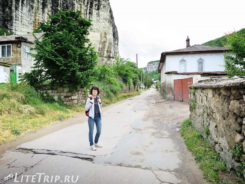 Крым. Пешком по Бахчисараю.