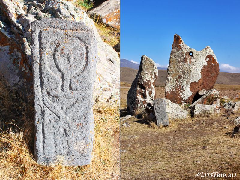 Армянский стоунхендж - Зорац-Карер (Караундж), изображения