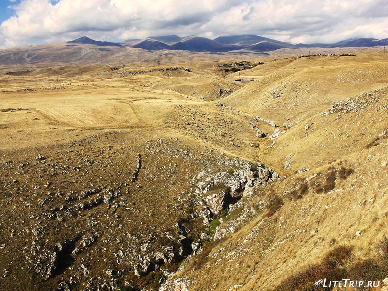 Армянский стоунхендж - Зорац-Карер (Караундж), территория