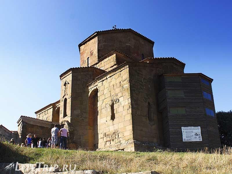 Грузия. Что посмотреть в окрестностях Тбилиси. Храм Джвари.
