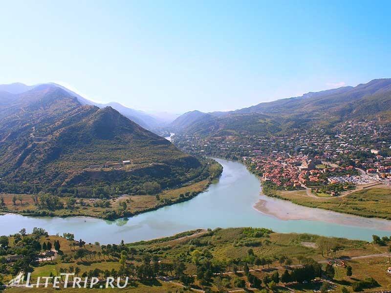 Грузия. Что посмотреть в окрестностях Тбилиси. Мцхета.