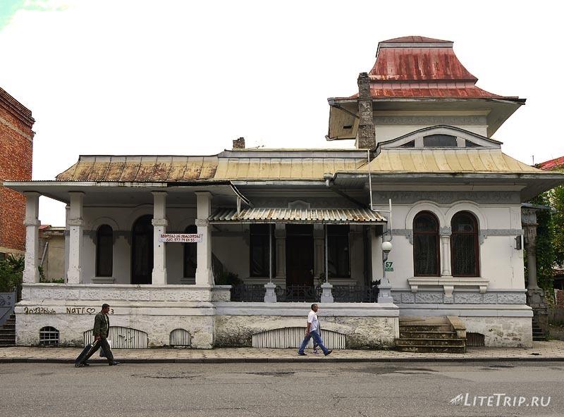 Грузия. Кутаиси. Архитектура.