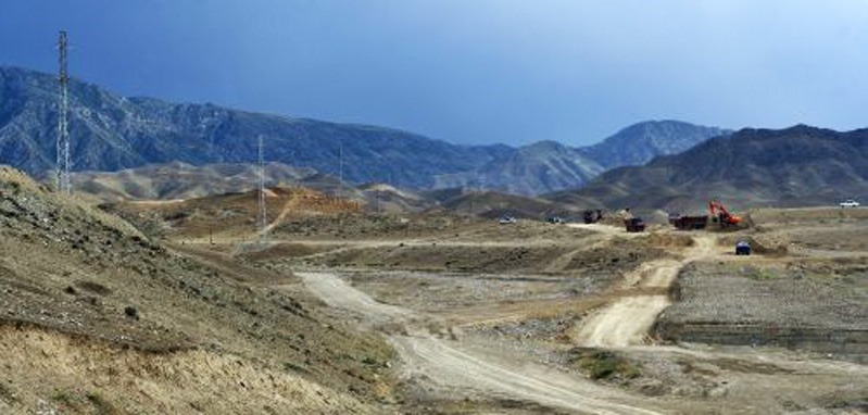 Через границу Таджикистан - Киргизия. Объезды.