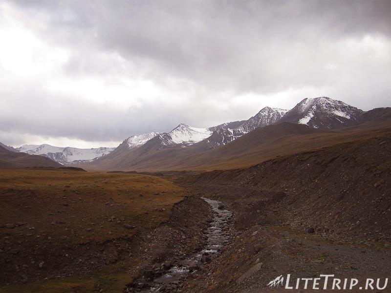 Киргизия. Перевал Тоо Ашуу.