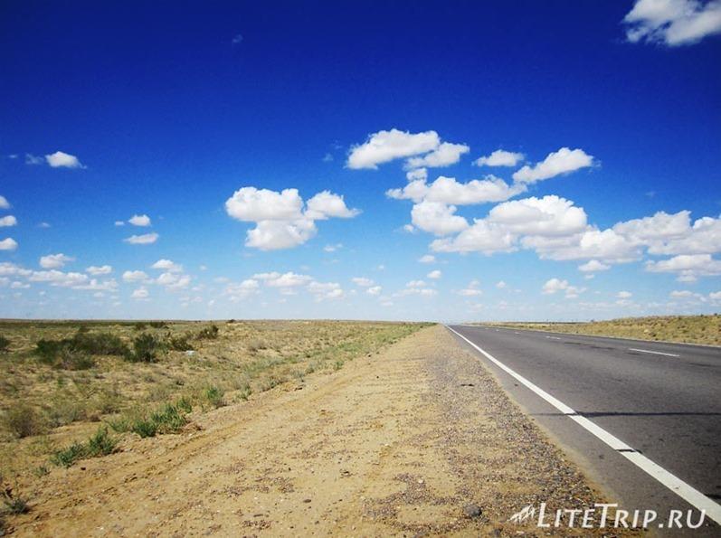 Узбекистан. Автостоп и дороги.