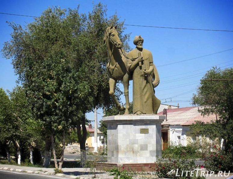 Узбекистан. Выезд из Хивы.