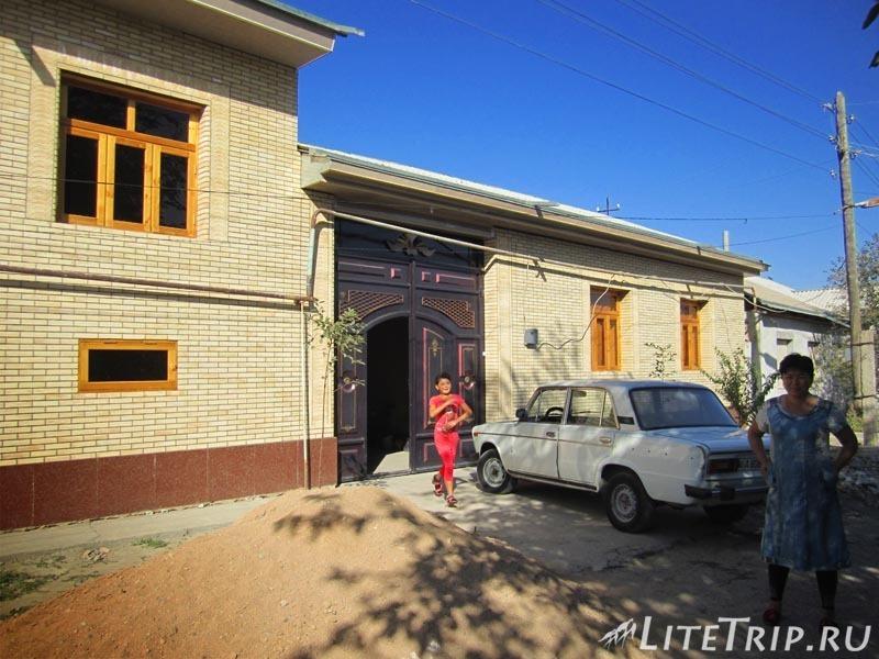 Узбекистан. Самарканд - дом.