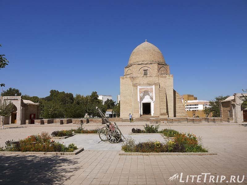 Узбекистан. Самарканд. Мавзолей Рухабад.