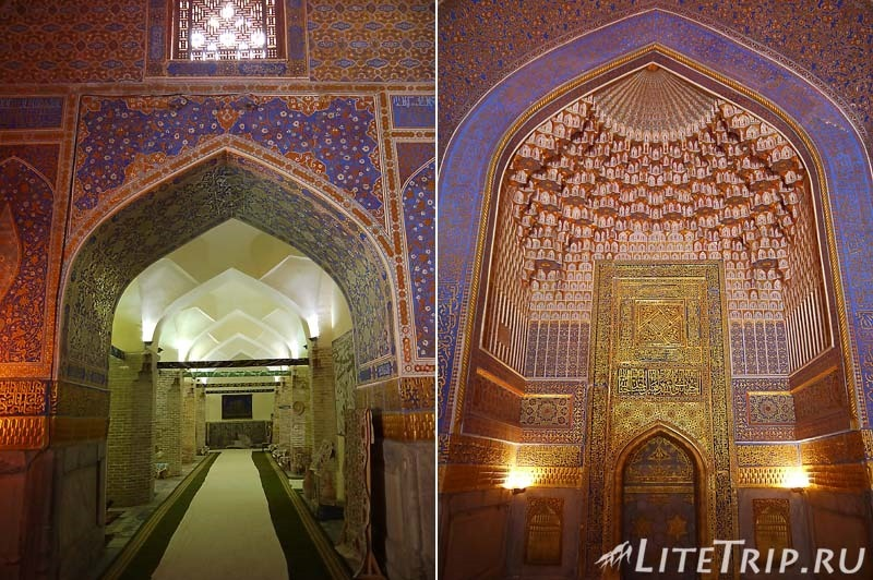Узбекистан. Самарканд. Регистан - музей.