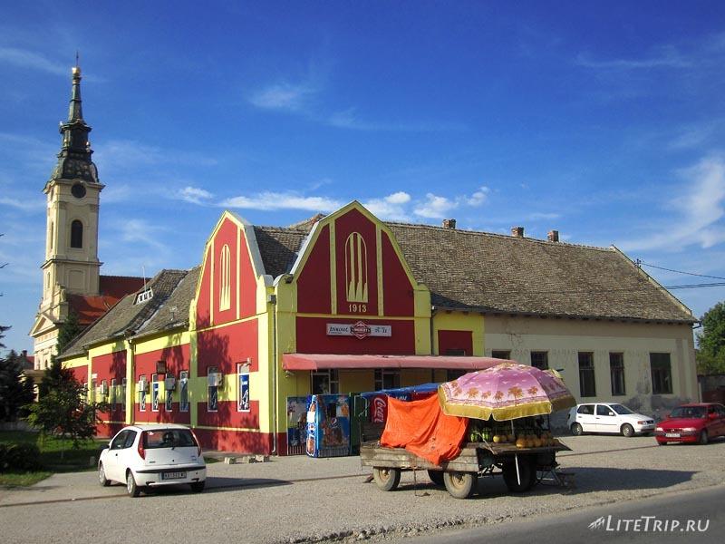 Сербия. По пути в Голубац