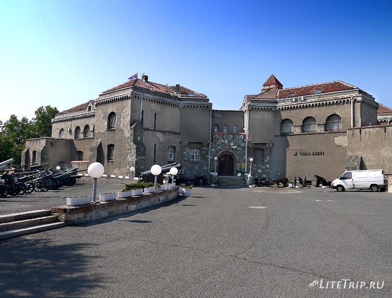 Сербия. Военный музей в крепости Калемегдан.