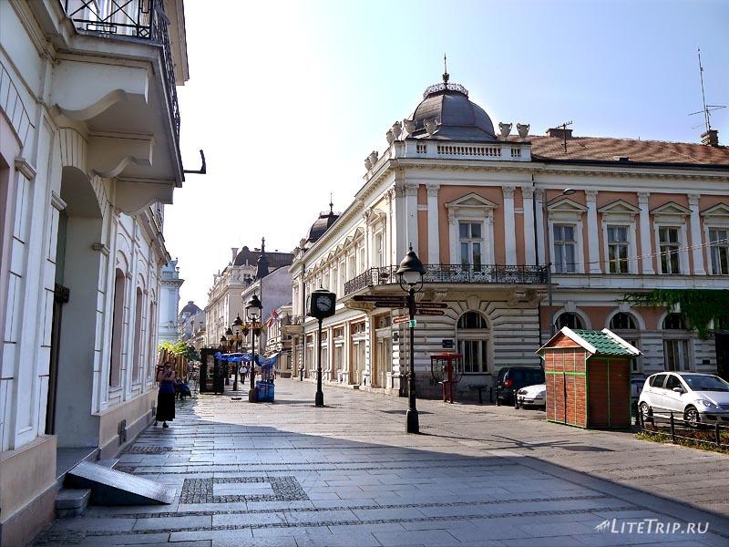 Сербия. Город Белград.