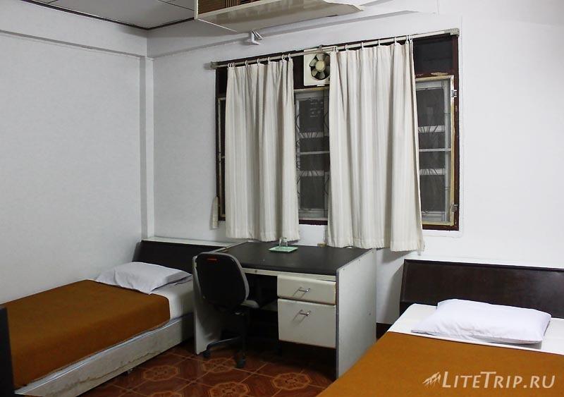 Чианг Рай. Комната в гестхаусе Boon Bun Dan