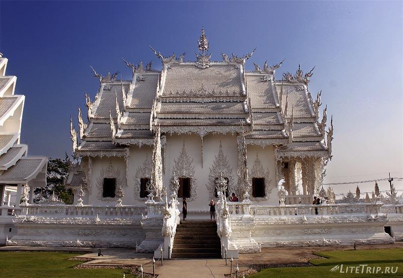 Чианг Рай. Белый храм (Ват Ронг Кхун)