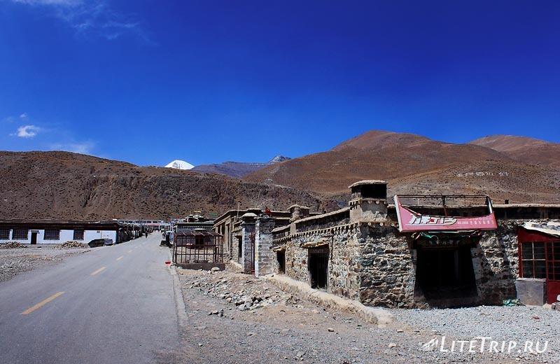 Тибет - Дарчен.