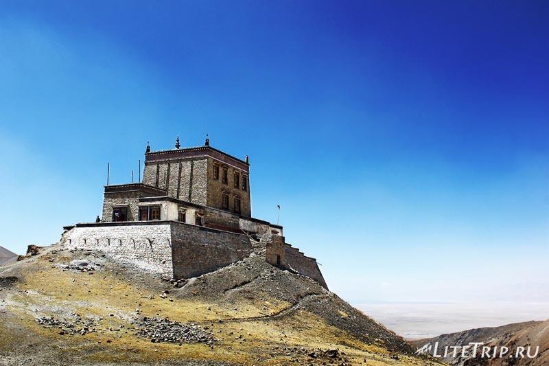 Тибет. Монастырь Гьяндрак под Кайласом